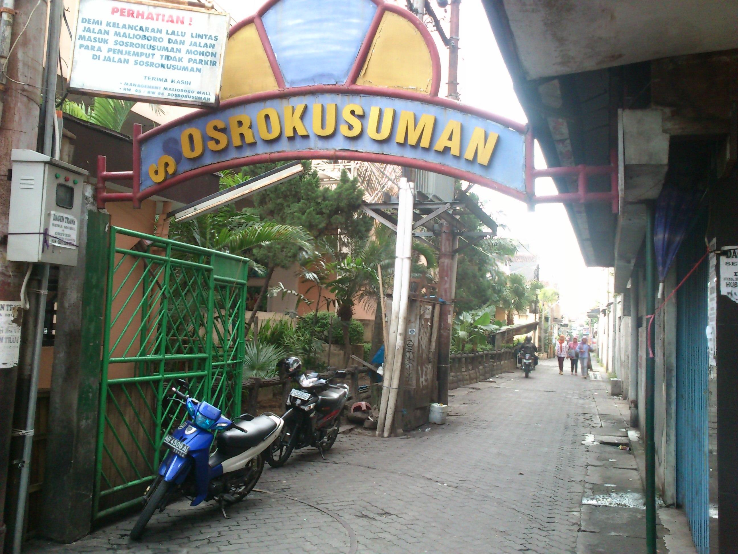 Hotel Murah Di Sosrokusuman Malioboro