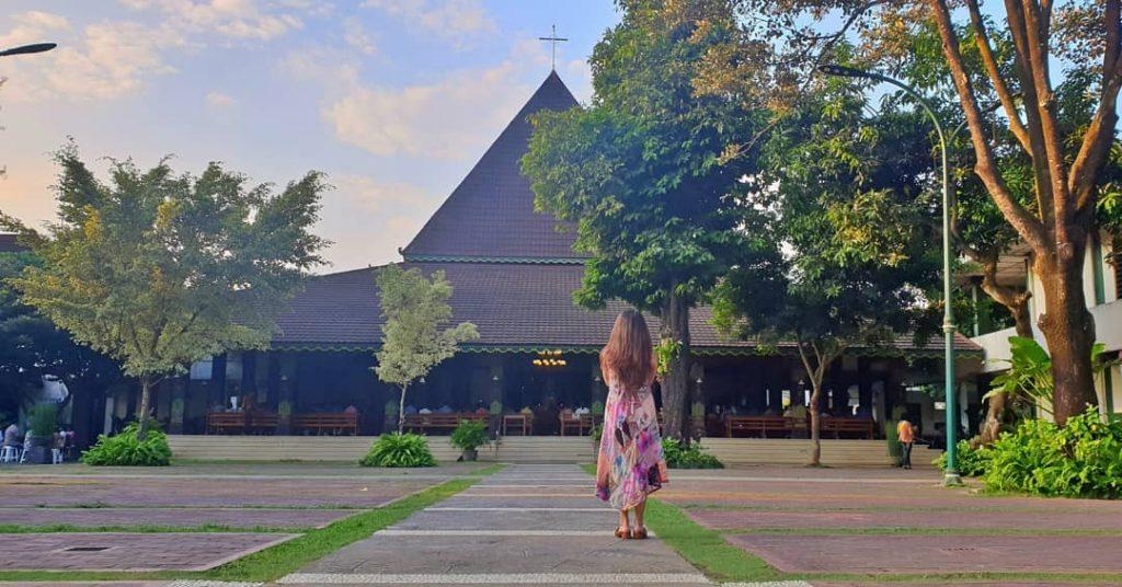 Tempat Wisata Ziarah Rohani Katolik Paket Wisata